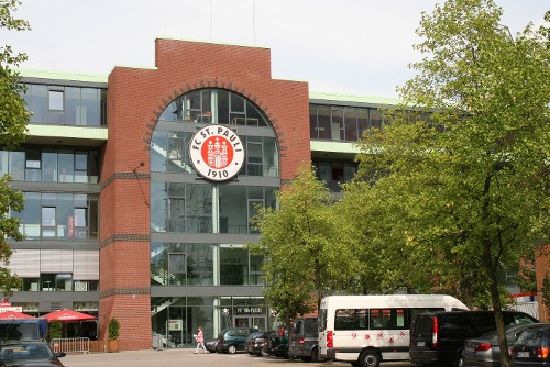 Ausfahrt Feldstraße