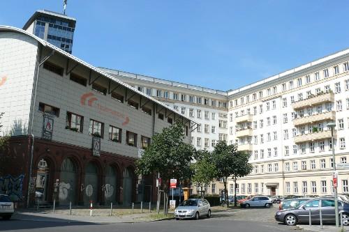 Alte Feuerwache - Kunstraum mit Geschichte