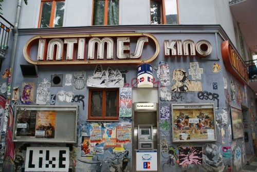 'Intimes' - Kino aus Leidenschaft