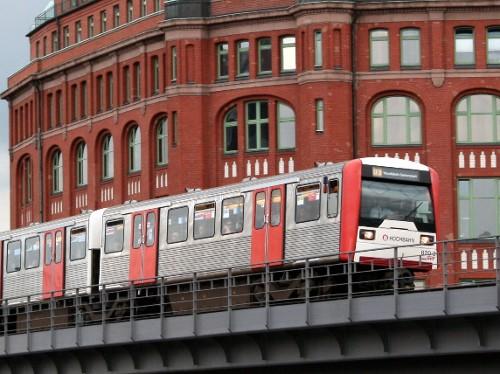 Stadtrundfahrt mit der Linie U3