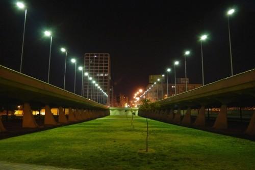 Jardín del Turia, Beleuchtung (Schöne Ecken Folge 53)