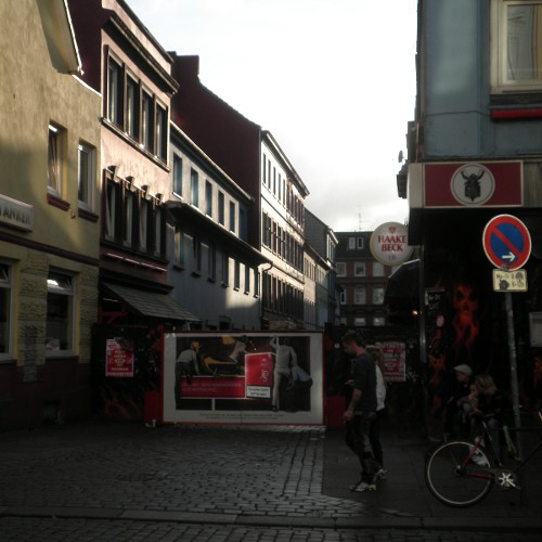 St. Pauli - Reeperbahn