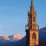 Bozen das Tor zu den Dolomiten