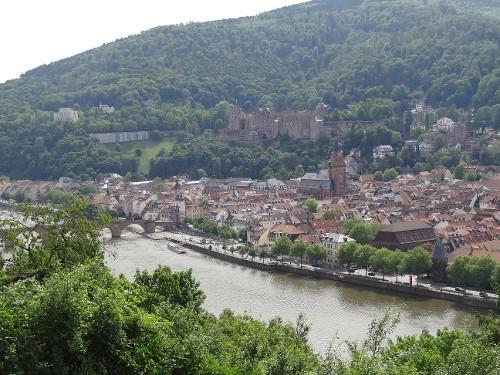 Gemütliches Heidelberg