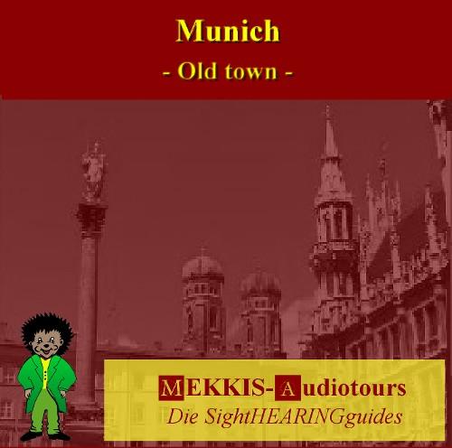 Munich, City walk