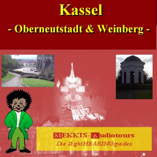 Kassel, Oberneustadt u. Weinberg